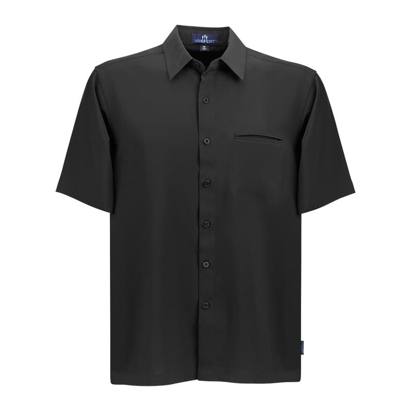 Vansport™ Woven Camp Shirt