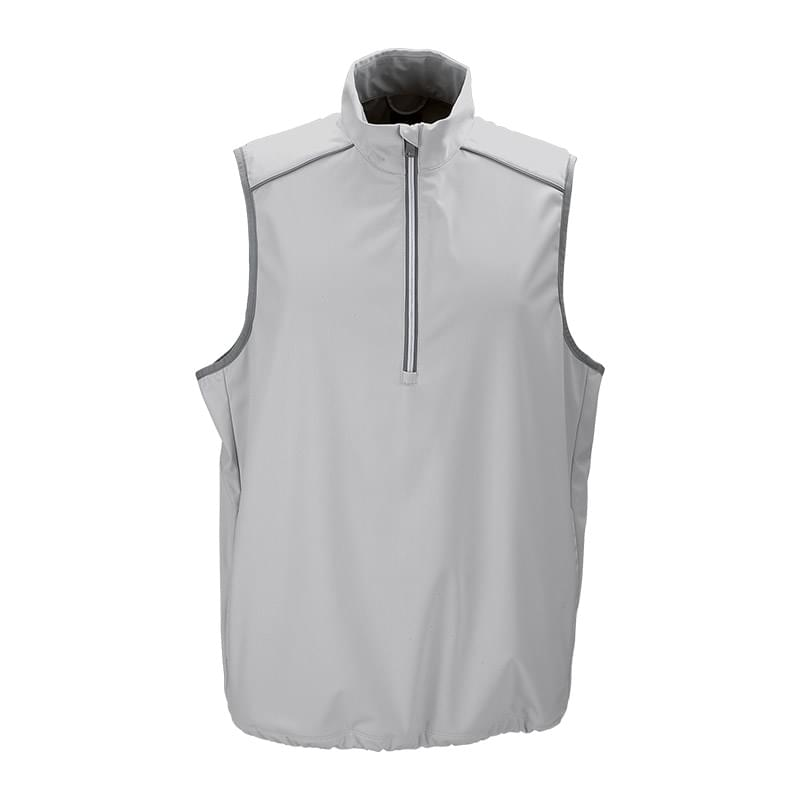 Greg Norman ¼-Zip Weatherknit Vest