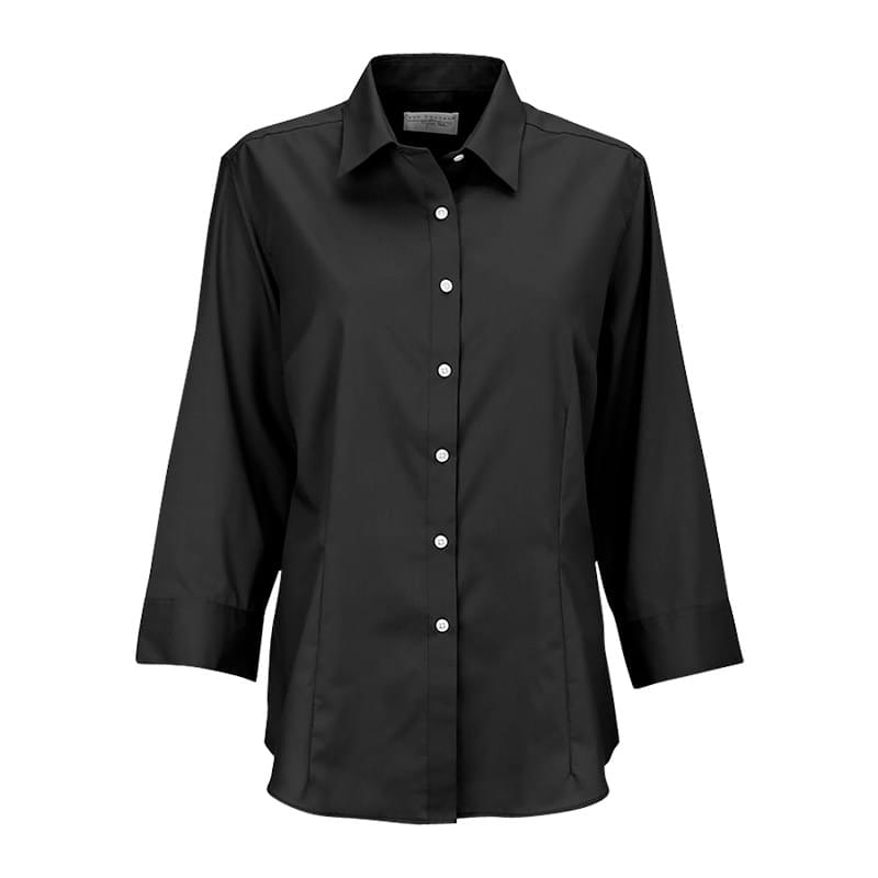 Van Heusen Women's Dress Twill Shirt