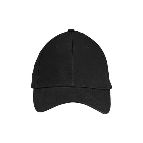 Clutch Solid Stretch Fitted Constructed Twill Cap
