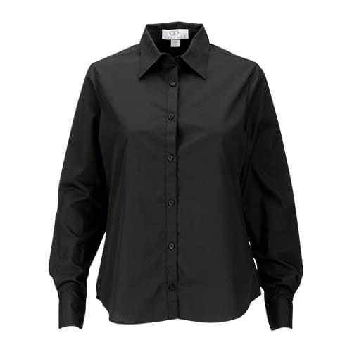 Women's Blended Poplin Shirt
