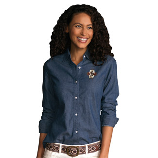 Women's Hudson Denim Shirt