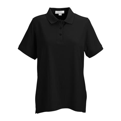 Women's Soft-Blend Pique Polo