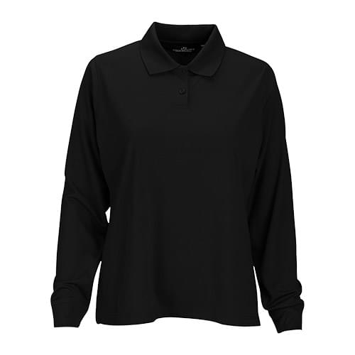 Women's Vansport™ Long Sleeve Tech Polo