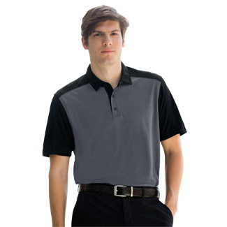 Vansport™ Two-Tone Polo