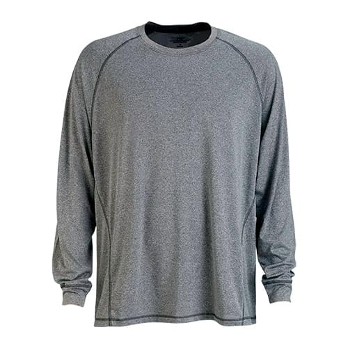 Vansport™ Long Sleeve Melange Tech Tee