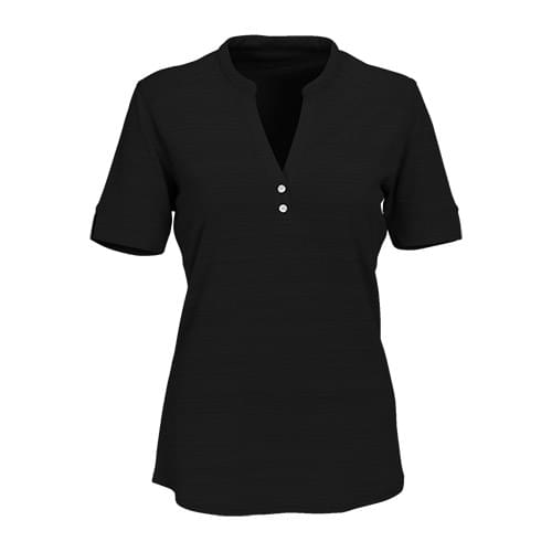 Women's Vansport™ Strata Textured Henley