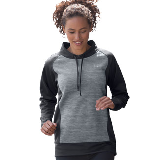 Women's Vansport™ Spacedye Blocked Pullover