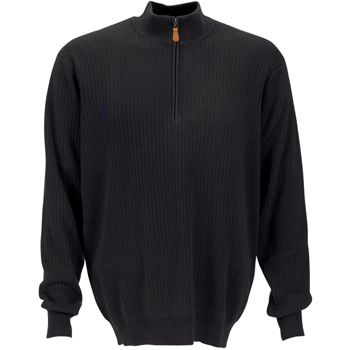 Greg Norman Drop-Needle 1/4-Zip Sweater