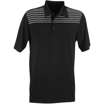 Greg Norman Play Dry® Engineered Stripe Polo