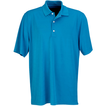 Greg Norman Play Dry® Horizontal Stripe Polo