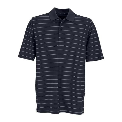 Greg Norman Play Dry® Performance Striped Polo