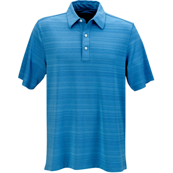 Greg Norman Play Dry® Uneven Heather Textured Polo