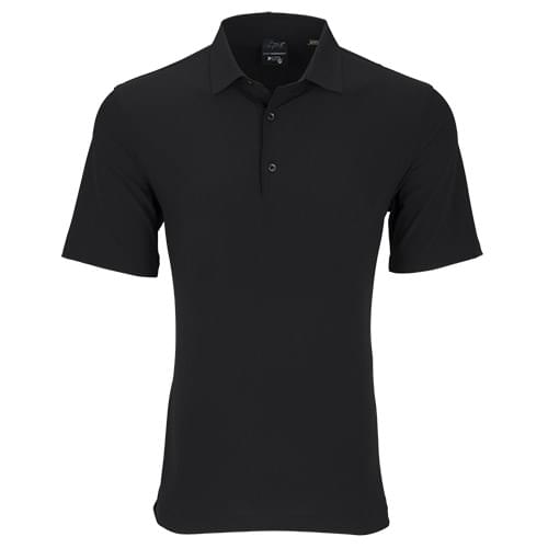 Greg Norman X-Lite 50 Solid Woven Polo