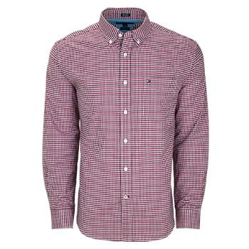 Tommy Hilfiger Gingham Button-Down Shirt