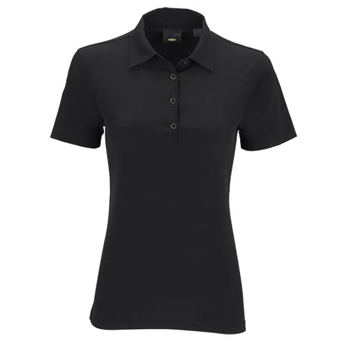 Women's Greg Norman X-Lite 50 Solid Woven Polo