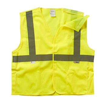 Xtreme Visibility 5-Point Breakaway Class 2 Vest